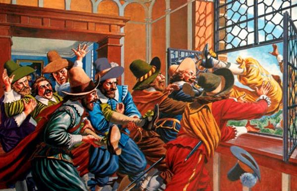 defenestraciones
