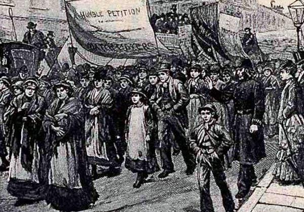 La Primer Huelga de la Historia