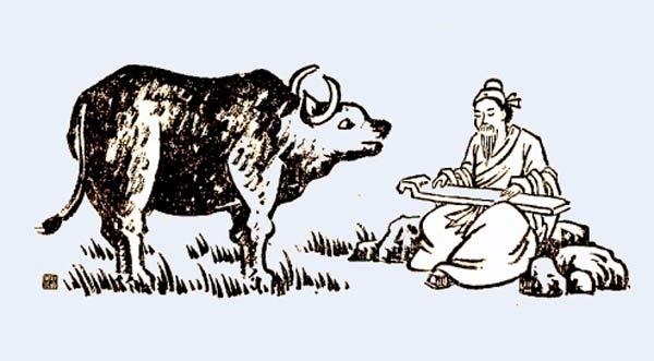 las dos vacas ideológicas