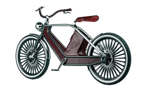 historia de la bicicleta eléctrica