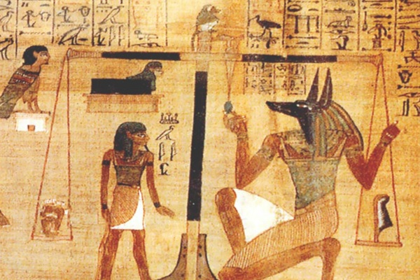 Cultura Egipcia en la Edad Antigua
