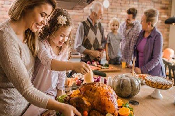 Día de Acción de Gracias origen e historia