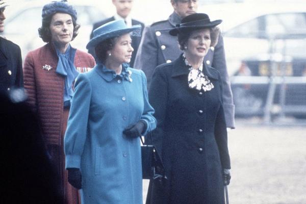 La relación entre las dos mujeres más poderosas de Inglaterra